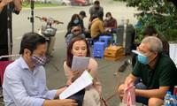 Đạo diễn Đỗ Thanh Hải chia sẻ về 'những ngày không quên' trên phim trường mùa dịch