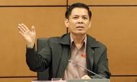 Bộ trưởng Giao thông Nguyễn Văn Thể
