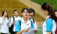CẬP NHẬT: Gần 60 trường đại học công bố điểm chuẩn