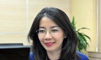 Thạc sĩ Phan Hà Thủy - Tổng giám đốc hệ thống giáo dục Vinschool, phụ trách chương trình trung học.