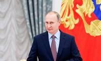 Dấu ấn đối ngoại của Tổng thống Nga Putin trong nhiệm kỳ 3