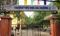 Trường tiểu học An Thượng A. Ảnh: Nguyễn Hà