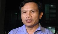 Ông Mai Văn Trinh. Ảnh: Nghiêm Huê