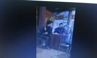 Xuất hiện clip tố thầy giáo sàm sỡ nhiều nữ sinh lớp 5 ở Bắc Giang. Ảnh:Cắt từ clip