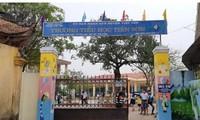 Trường Tiểu học Tiên Sơn. Ảnh zing.vn