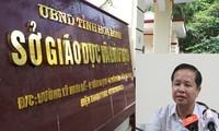 Lãnh đạo Sở GD&ĐT Hòa Bình cho hay đã hoàn thành cập nhật danh sách thí sinh ở tỉnh này bị thay đổi điểm thi.