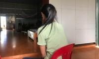 Là người quay clip, Q. cho hay em rất muốn đến xin lỗi bạn Y nhưng bây giờ rất sợ ra khỏi nhà - Ảnh: TTVN