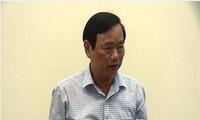 Ông Đinh Quý Nhân, Giám đốc Sở GD-ĐT Quảng Bình.