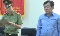 Ông Hoàng Tiến Đức (phải ảnh)- GĐ Sở GD&ĐT Sơn La