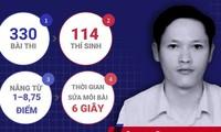 Xử 'gian lận' thi cử ở Hà Giang, Sơn La: Cần làm rõ điều gì?