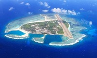 Đảo Phú Lâm thuộc quần đảo Hoàng Sa của Việt Nam. Ảnh: Danangxanh.