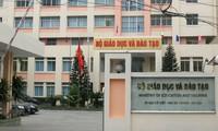Thay đổi ở Bộ GD&ĐT, ai đảm nhiệm công việc của cố Thứ trưởng Lê Hải An?
