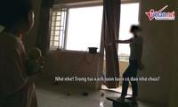 Lời dọa dẫm trẻ tự kỷ của cô giáo (Ảnh Vietnamnet)