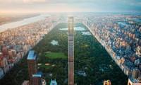 Tòa tháp chọc trời, mỏng nhất hành tinh nằm ở đâu?