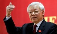 Tổng Bí thư, Chủ tịch nước Nguyễn Phú Trọng (Ảnh tư liệu). Ảnh: TTXVN