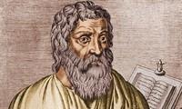 Chân dung Hippocrates được vẽ lại luôn có hình ảnh cái trán nhăn lại, thể hiện sự trăn trở, luôn suy nghĩ về y khoa, sức khỏe con người của ông. Ảnh: Verywell.