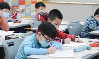 Lịch học 60 tỉnh thành, bao giờ học sinh tiểu học Hà Nội được đi học lại?