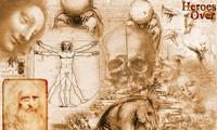 Thiên tài Leonardo Da Vinci đã thiết kế công trình nào để chống đại dịch?