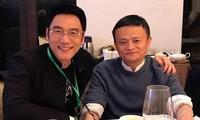 Lâm Y Luân và tỷ phú Jack Ma có quan hệ thân thiết.
