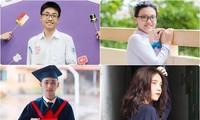 Những cô gái, chàng trai 'vàng' của kỳ thi tốt nghiệp THPT 2020