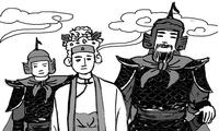 Vua nào trong lịch sử từng bị gán biệt danh là 'Vua Lợn'?