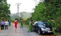 Bị can Nguyễn Văn Duy tại phiên toà.