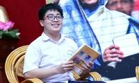 Em Ngô Quý Đăng giành huy chương vàng Olympic Toán quốc tế 2020