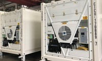 Thermo King's innovative refrigerated containers will be shipping to customers in Europe this year.  Photo: Thermo King.