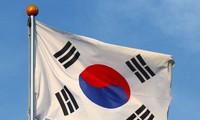 Các vạch đen ở 4 góc của quốc kỳ Hàn Quốc là gì?