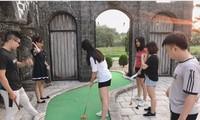 Vì sao Đại học Quốc gia Hà Nội lại giảng dạy môn golf?