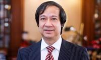 PGS.TS Nguyễn Kim Sơn- Tân Bộ trưởng Bộ GD&ĐT.