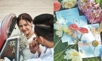 Phanh Lee tung ảnh cưới xinh lung linh, chuẩn bị theo chồng đại gia về dinh