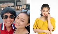 Diễn viên Lê Huỳnh dành lời khen có cánh cho bà xã kém 30 tuổi trên sóng truyền hình