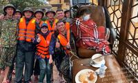 Hòa Minzy thức trắng cứu trợ miền Trung, chia sẻ lý do không kêu gọi quyên góp