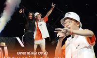 Rapper nhỏ tuổi nhất Rap Việt: 'Không phải ngẫu nhiên rap lại lọt Top 1 thịnh hành'
