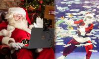 Muôn kiểu mừng Giáng sinh 'độc lạ' giữa mùa dịch trên khắp thế giới
