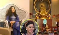 Hé lộ căn biệt thự đặc biệt có tuổi đời hơn 50 năm của NSND Kim Cương