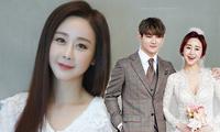 Vướng tin đồn ly hôn chồng trẻ kém 18 tuổi, Hoa hậu Hàn Quốc nói gì?