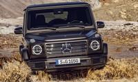 Mercedes-Benz lập kế hoạch điện khí hóa G-Class
