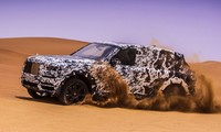 Rolls-Royce Cullinan có gì đặc biệt?