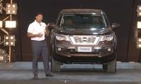 Hình ảnh thực tế mẫu SUV Nissan Terra vừa ra mắt tại Philippines