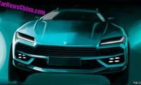 Lamborghini Urus sắp có bản nhái tại Trung Quốc