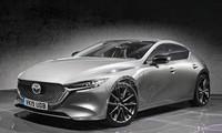 Mazda 3 thế hệ mới sắp ra mắt tại Mỹ. Ảnh: Autoexpress
