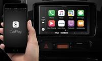 Hệ thống Apple CarPlay trên ôtô.