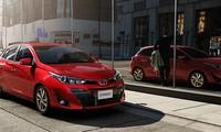 Toyota Yaris dành cho thị trường Việt Nam.