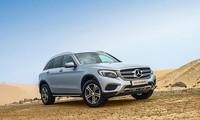 Mercedes-Benz GLC bị lọt nước vào cụm vi sai trước