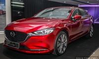 Mazda 6 2018 facelift ra mắt tại Malaysia
