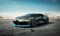 Siêu xe Bugatti Divo hoàn toàn mới giá gần 6 triệu USD.