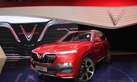 Mẫu xe SUV của Vinfast - LUX SA2.0.