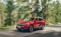 Honda CR-V quay lại top 10 mẫu xe bán chạy nhất tháng 9 tại Việt Nam.